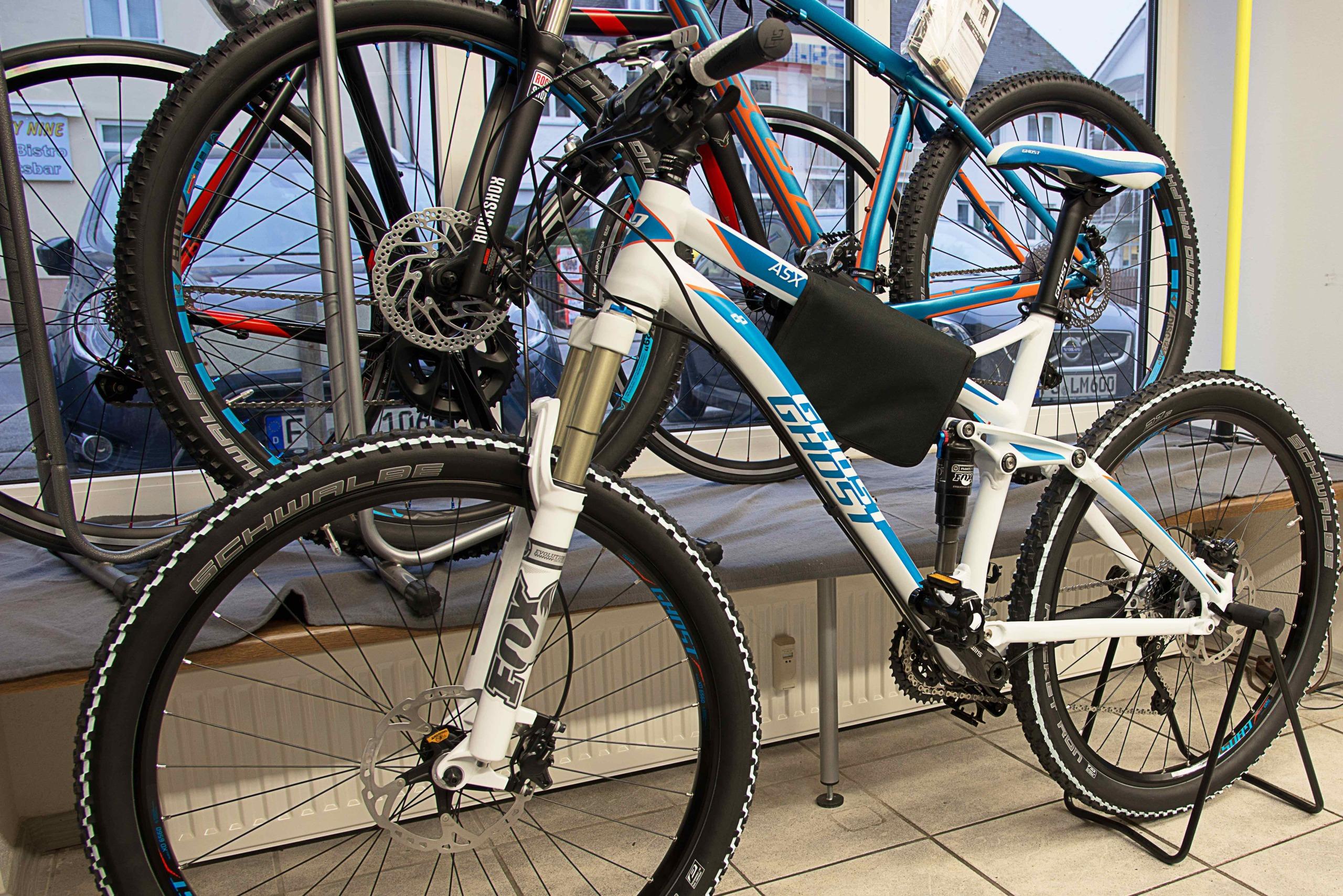 Bikestation Freising _ GHOST Spitzenbike