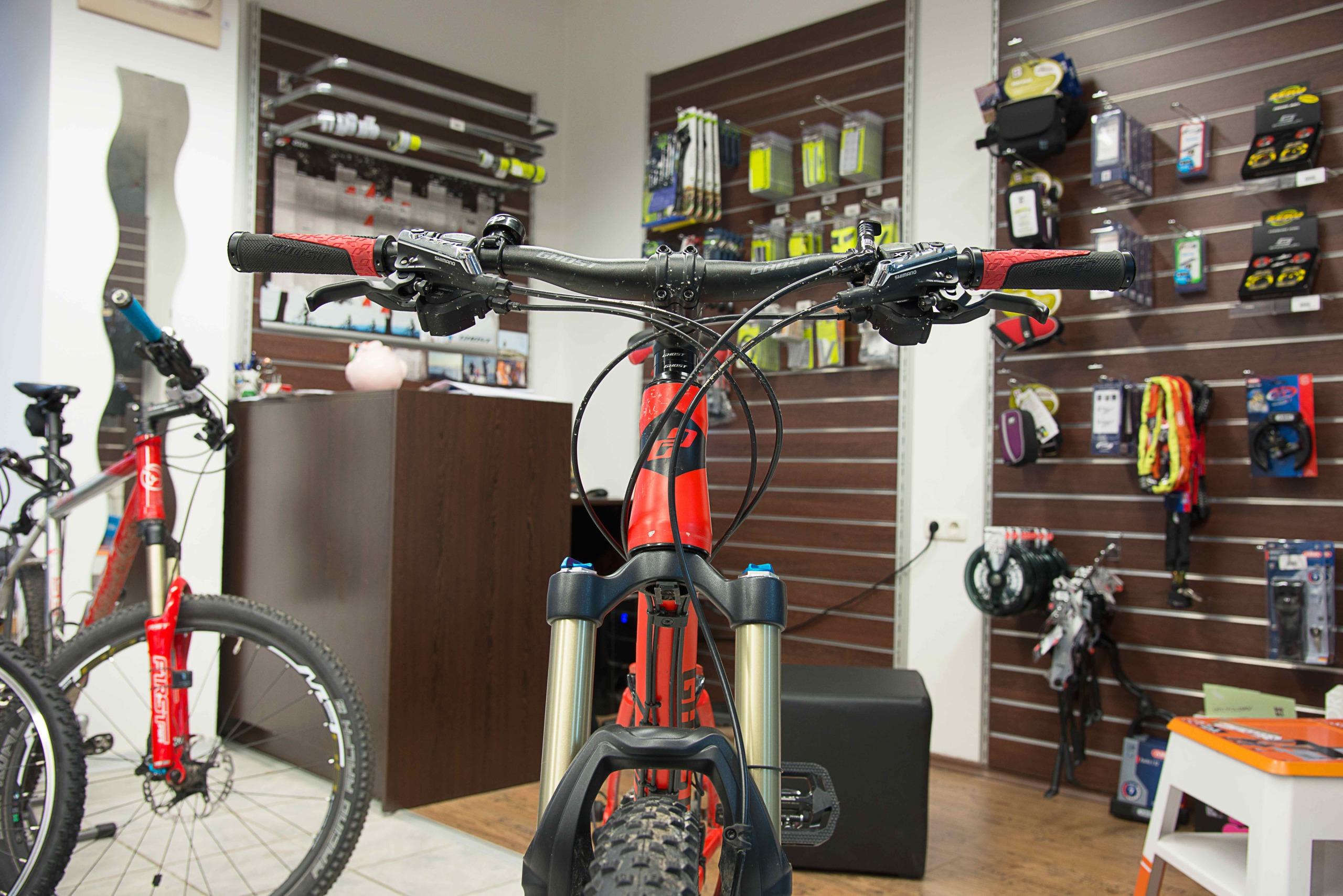 Bikestation Freising _ Kassenbereich