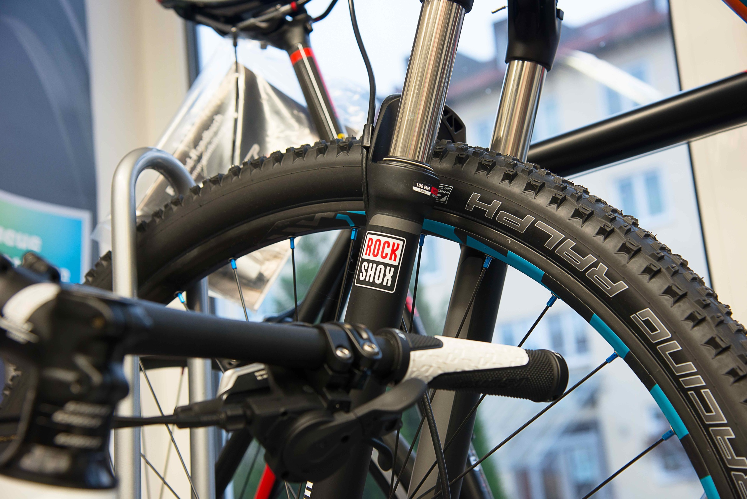 Bikestation Freising _ Rock Shox