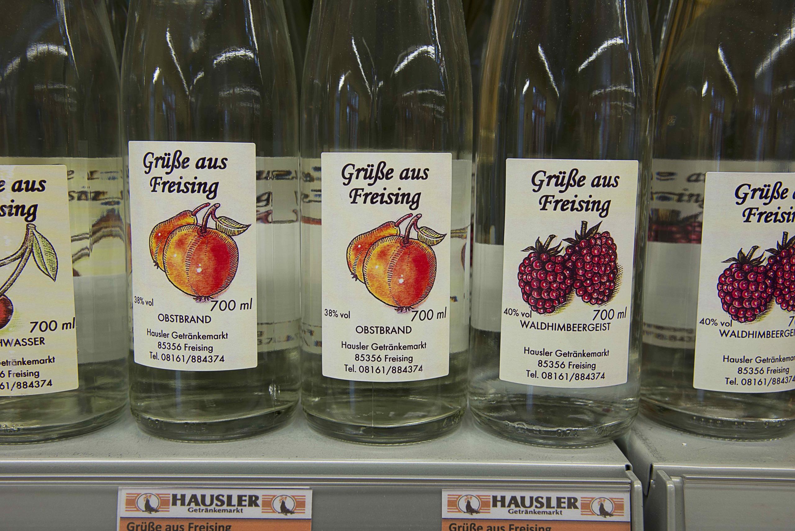 Hausler Getränkemarkt _ Gruesse aus Freising