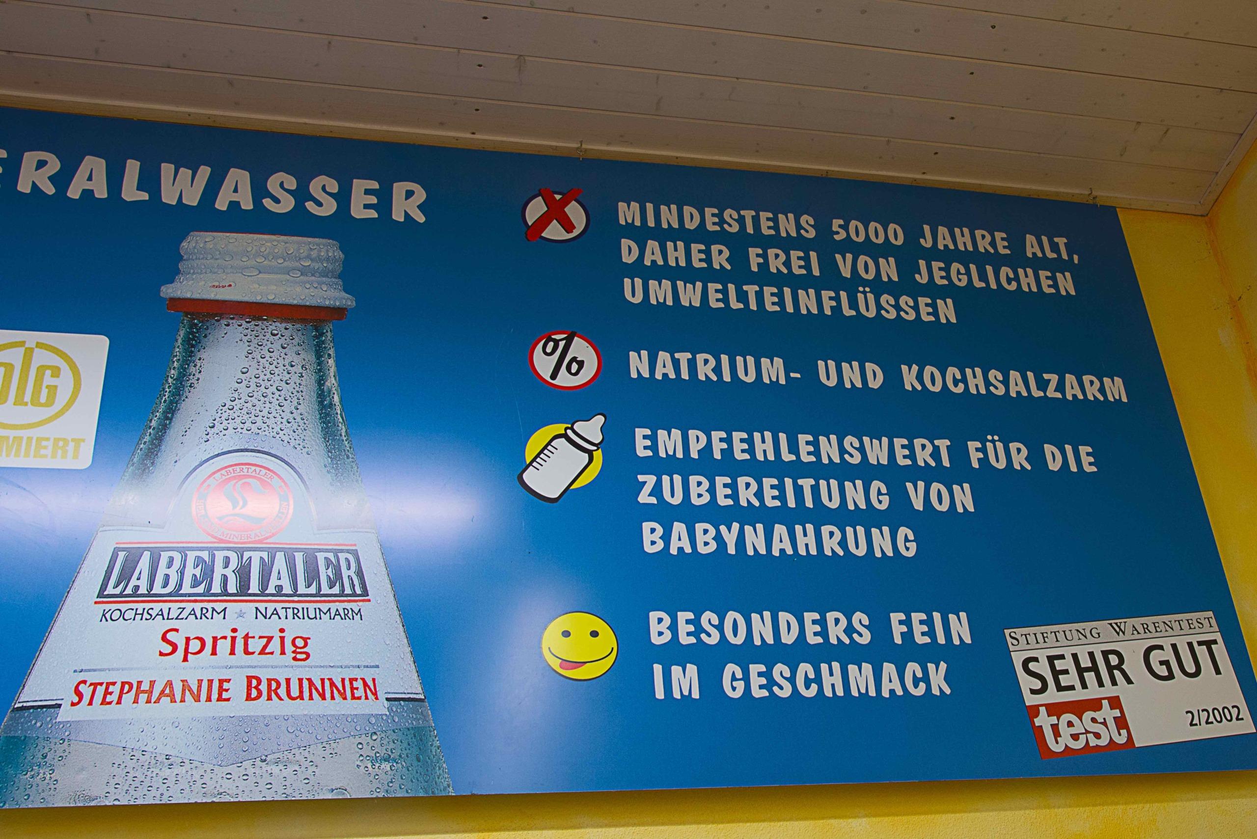 Hausler Getränkemarkt _ Stiftung Warentest