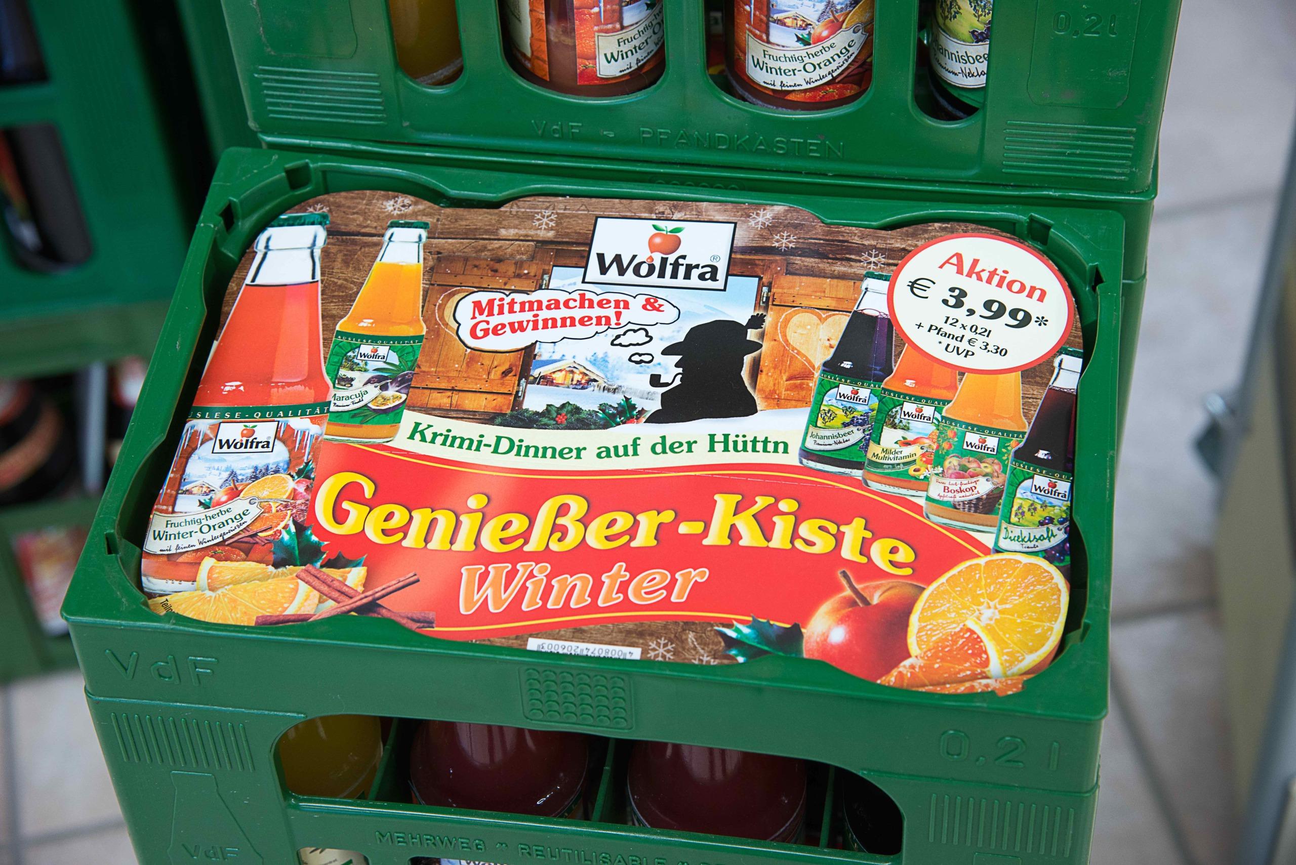 Hausler Getränkemarkt _ Wolfra